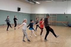"""""""Breakdance"""" mit Emil - Tanzen in den Winterferien 2017"""