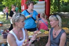 Ensemble-Sommerfest im Familienhaus 05.07.2015