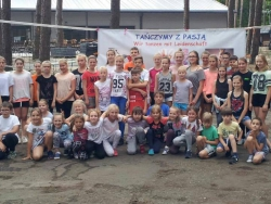 Erholungszentrum Kolatka in Dychowa / Polen, Juni 2016