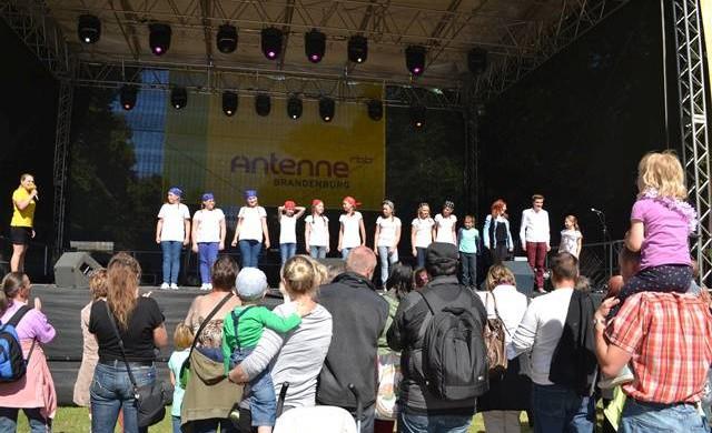 Stadtfest Cottbus am 22.06.14